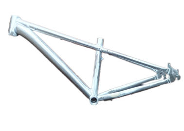 Cina Aluminium 24 Light Bmx Frames Kids Disc Brake TIG Welding Custom Design pemasok